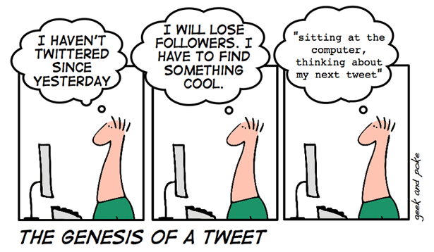 What to Tweet - NILE Method - Twitter for Entrepreneurs - Perspective IX