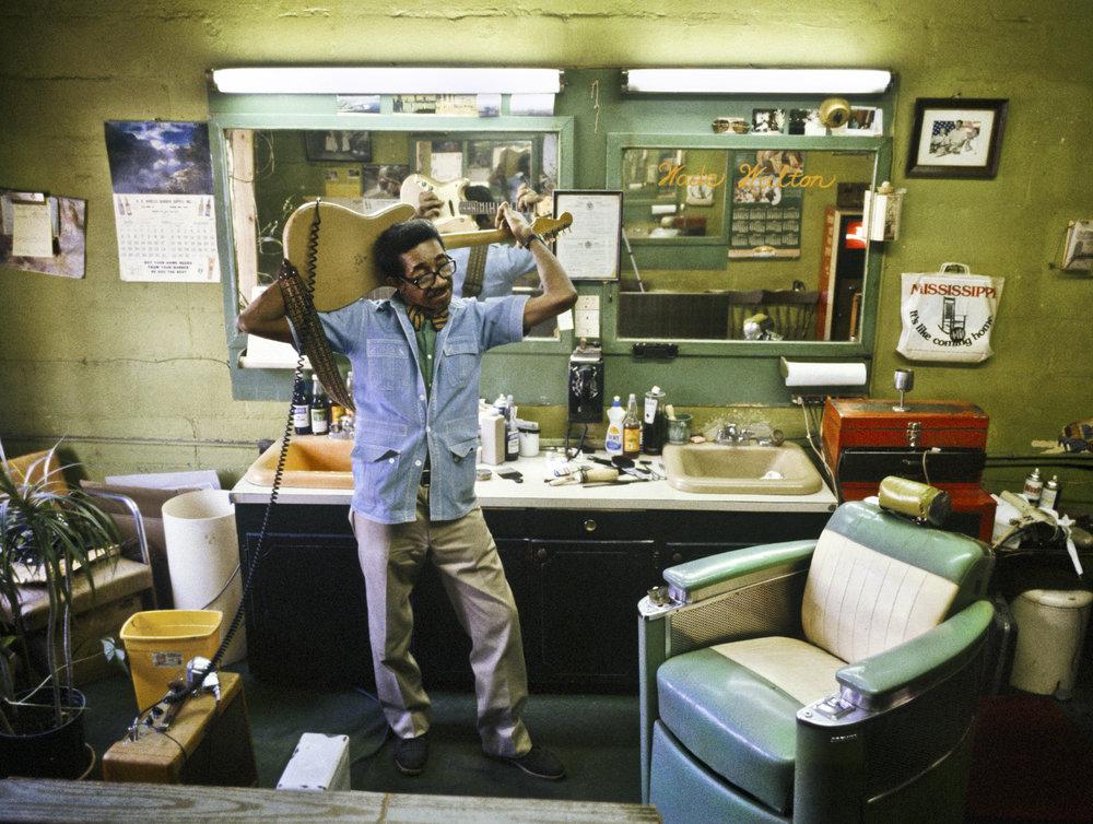 Clarksdale, Mississippi 1983