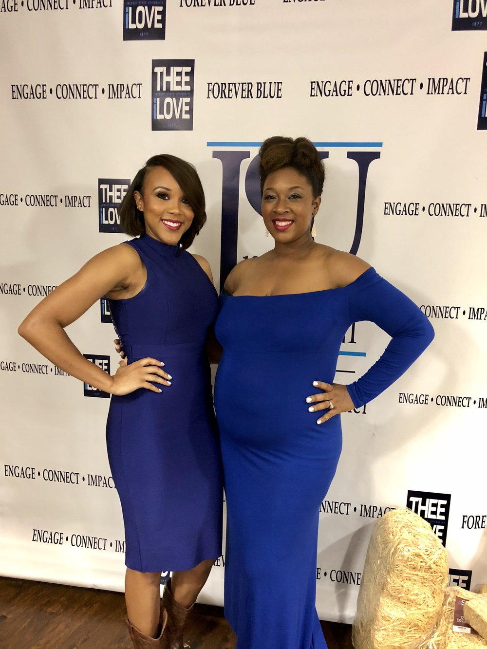 Charne' and the Host, Kiana Day Williams.