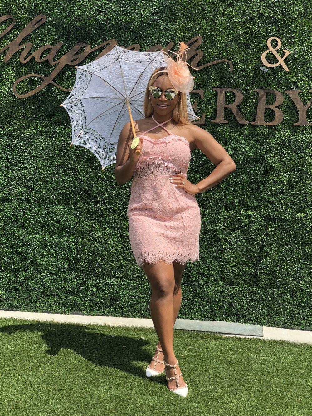 Dress can be found  http://us.boohoo.com/boutique-fez-crochet-trim-lace-bodycon-dress/DZZ57000-158-22.html  Shoes: Rockstud Valentino  Sunglasses: Unicorn eyewear