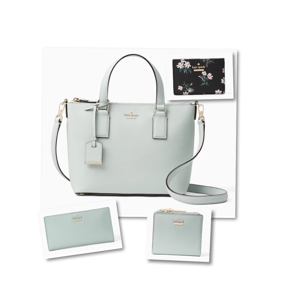 Gift Idea #2: A stylish handbag with the matching wallet, is a great way to gift your mom. Due to the upcoming summer you could pick fun summer colors, vibrant colors, or even pastels. Your mom will be able to Glam in style to work, for brunch or lunch, or even a date. Can't go wrong with gifting a woman a nice handbag with the matching wallet.  There are so many brands to choose from, pictured above is  Kate Spade.  Kate Spade has a variety of styles and colors. They even have accessories such as scarves, cell phone and iPad cases that can easily be paired with the bag. Guess what? If you sign up online you get 15% off and free shipping right now, just in time for Mother's Day. Another popular brand is Micheal Kors, who is also known for cool colors and matching purses with wallets. No matter your choice in bags or price from Louis Vuitton, Gucci, Tory Burch, or Target brands each have something very Glam to make your mom feel like a million bucks.