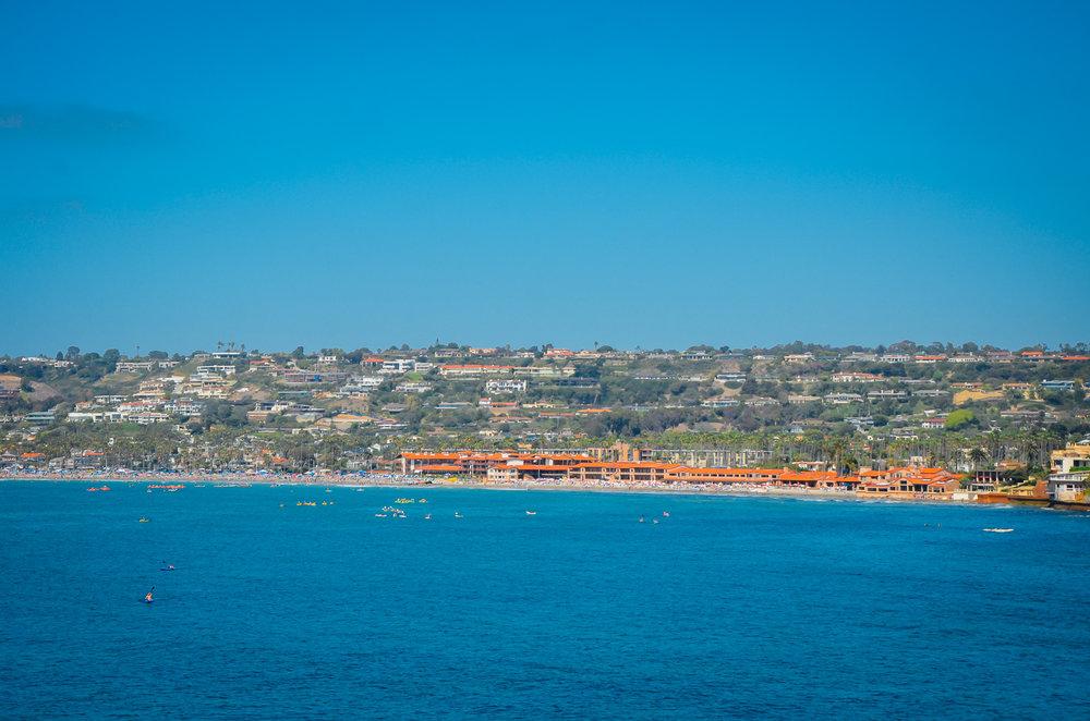 Beautiful View in San Diego.