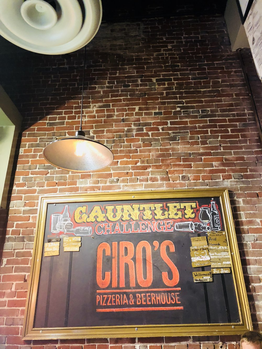 If you love pizza you definitely have to give this place a try!