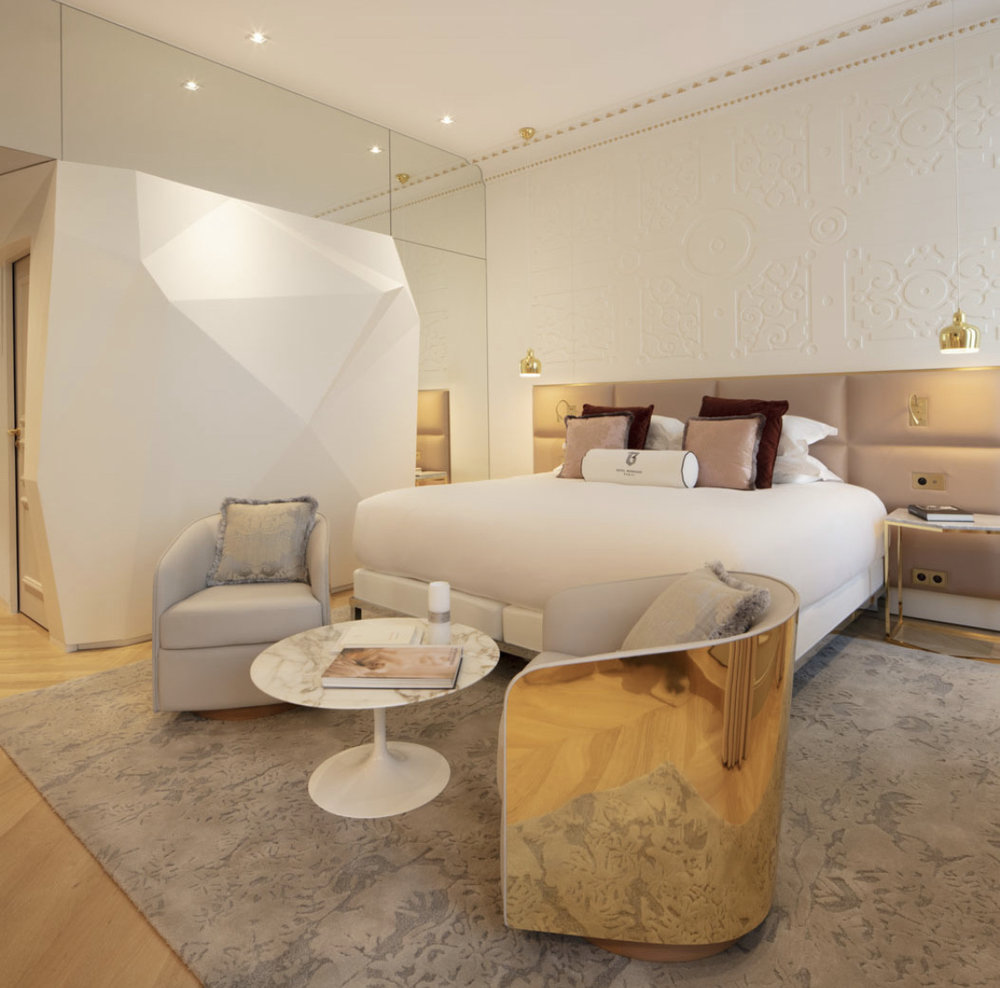 Hotel Bowmann Room