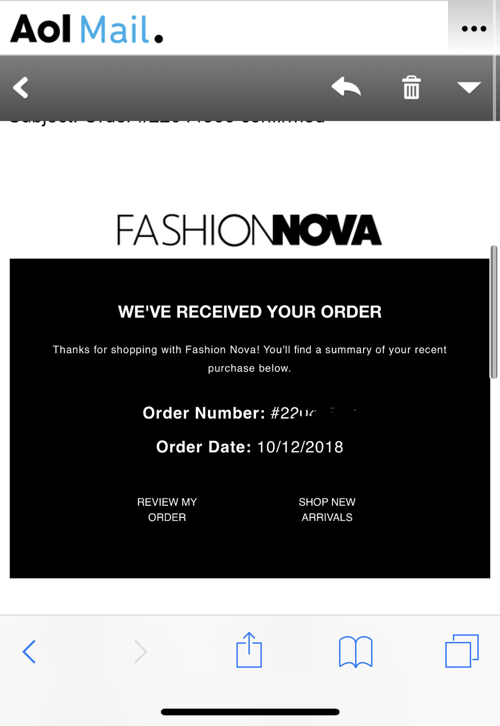 At this Moment: I'd rather BUY DESIGNER, THAN a Fashion Nova Fit!