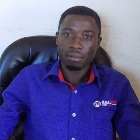 Ssemanda JonathanFrontDesk Assistant Officer - Am privileged with the honor of advancing my communication and networking skills by interacting with the vulnerable youth, as well as the corporate class citizens, regardless of origins and backgrounds.