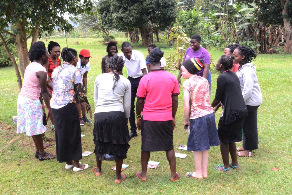 Team building -