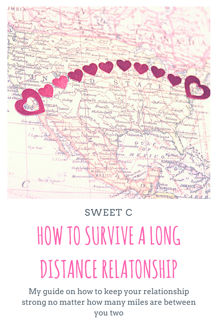 how to survive distance relationship
