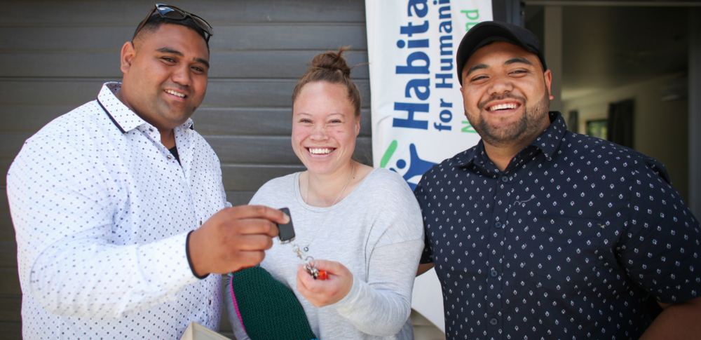 Habitat for Humanity Auckland home Ownership Assisted Programme