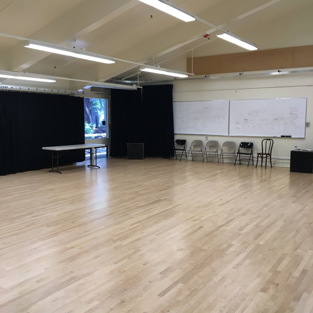 B100 & C100 Acting Studios - Off-campus user:$250/DayOn-campus user:$150/Day