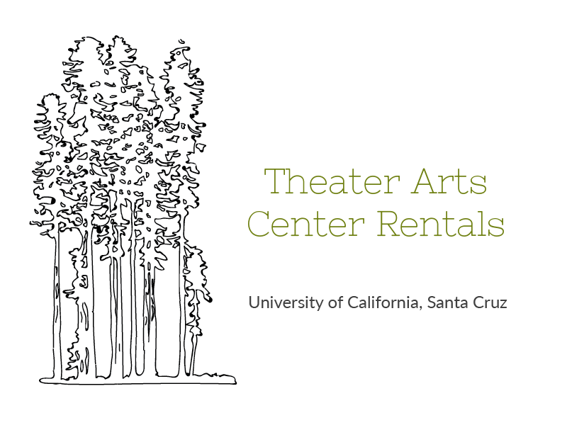Theater Arts Center Rentals