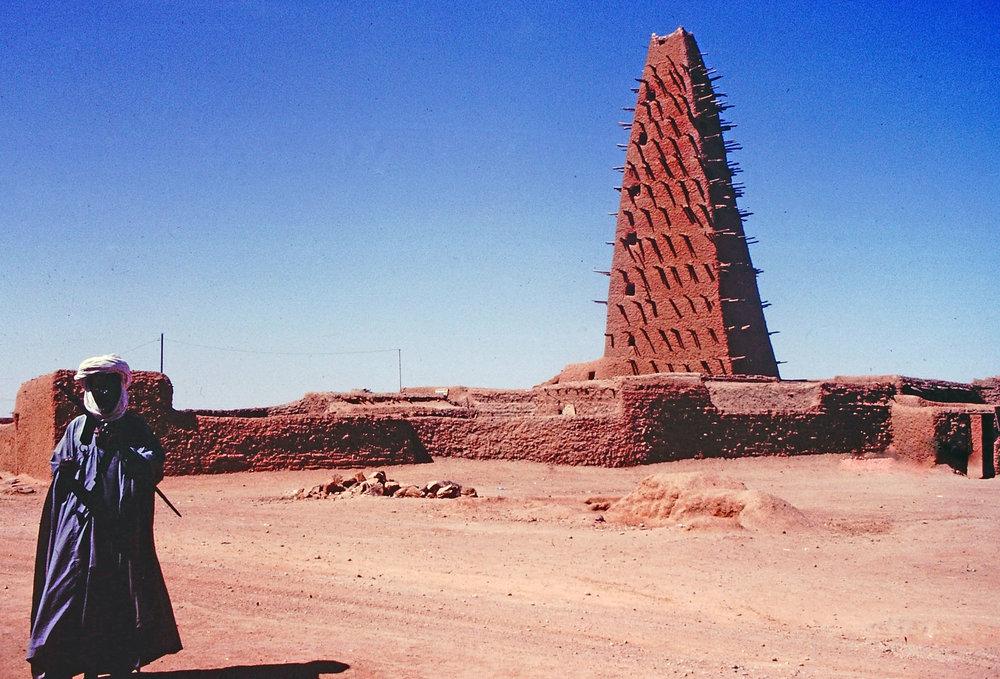 Agadez, Niger 1977