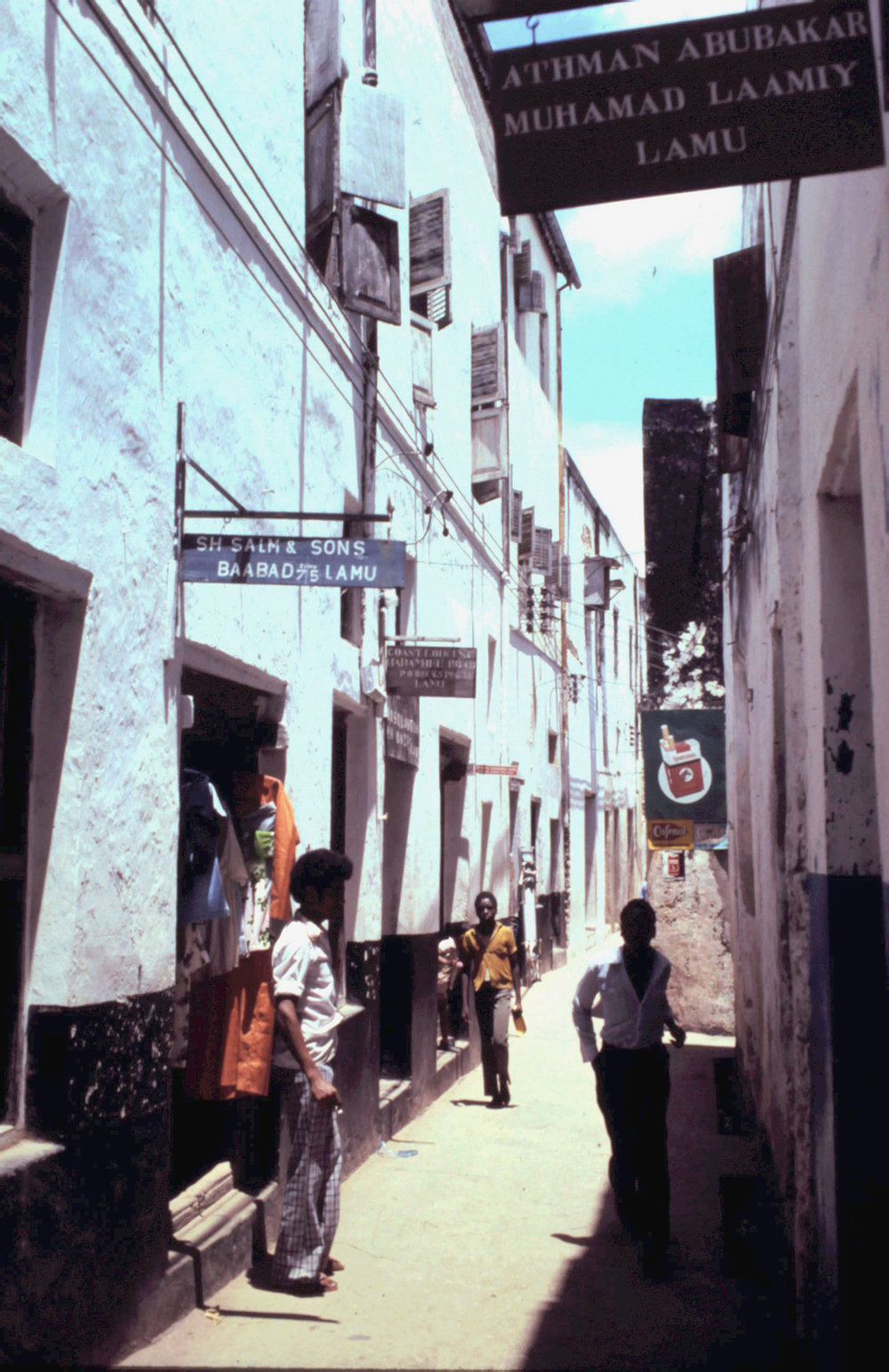 Lamu Street