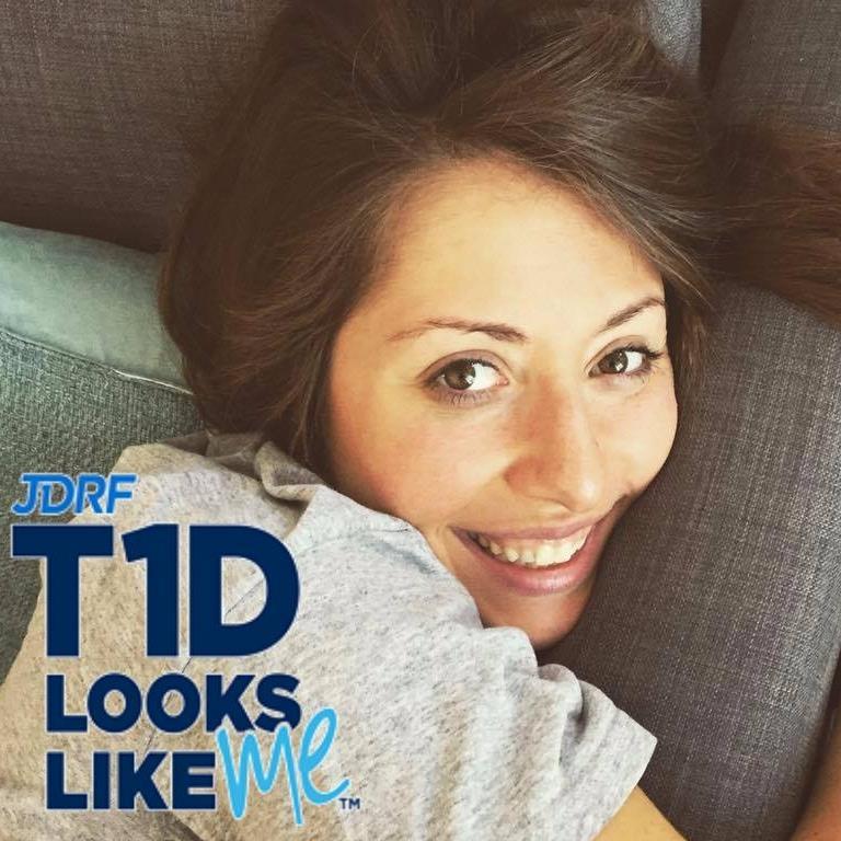 Posting for Diabetes Awareness month every November. #T1Dlookslikeme