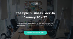 The Epic Business Lock-In January Edition