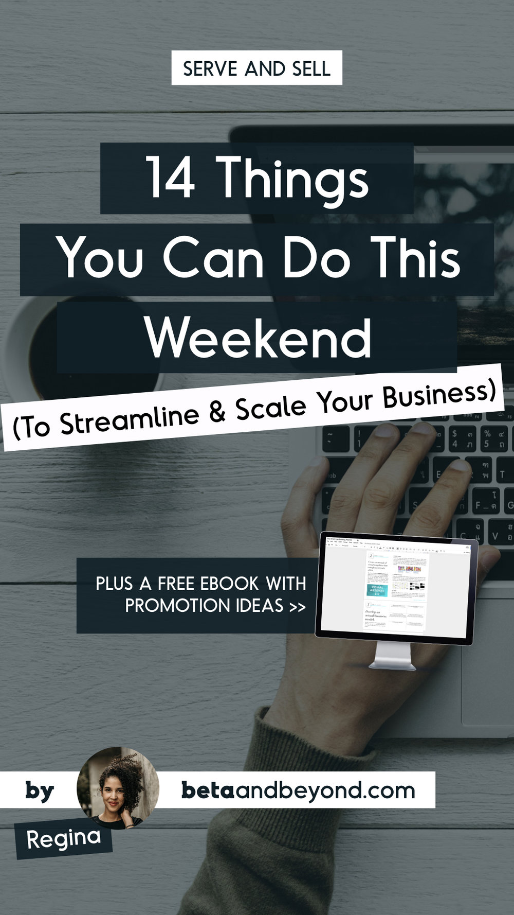 14 things you can do this weekend to scale your business