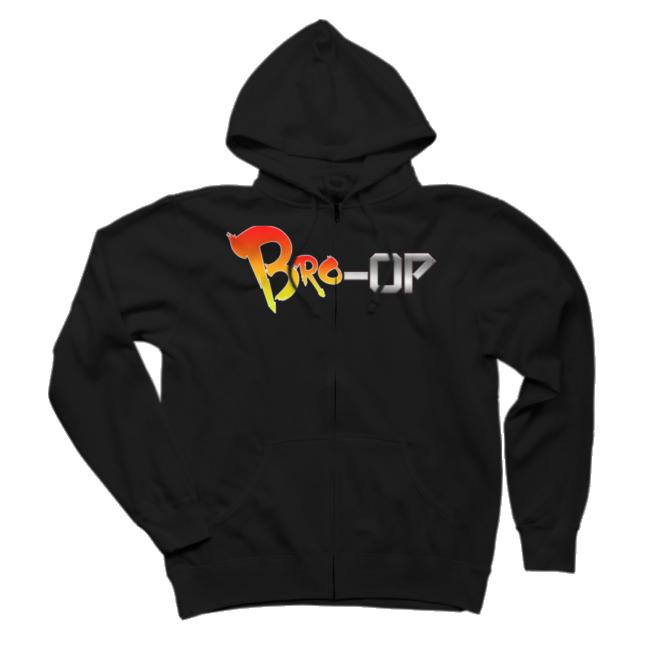 Bro-Op Zip Hoodie $48