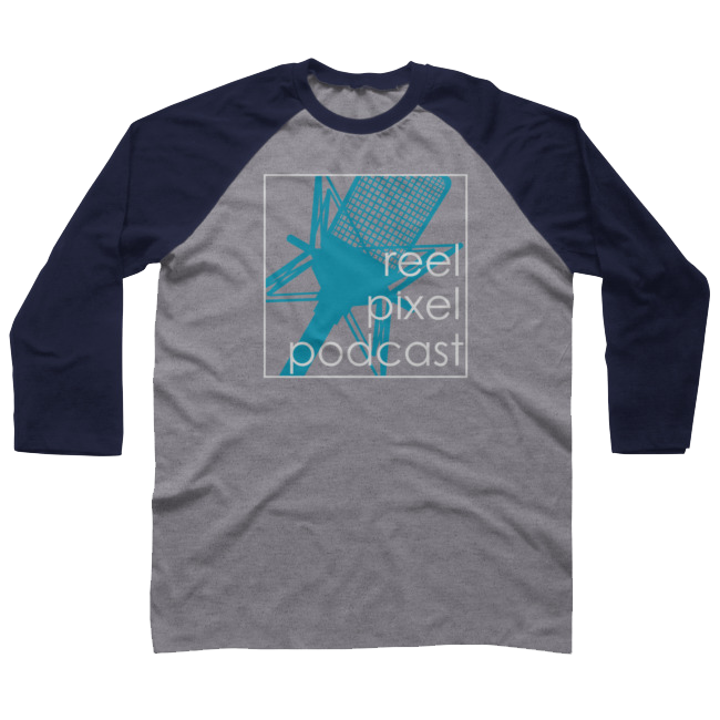 Reel Pixel Podcast Baseball $28