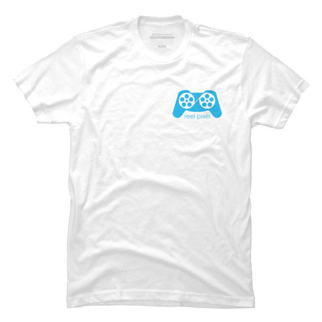 Reel Pixel (Small) T-Shirt $25