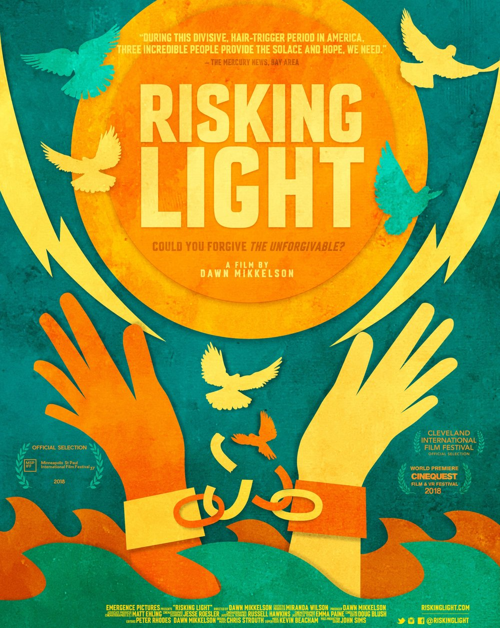 Risking Light
