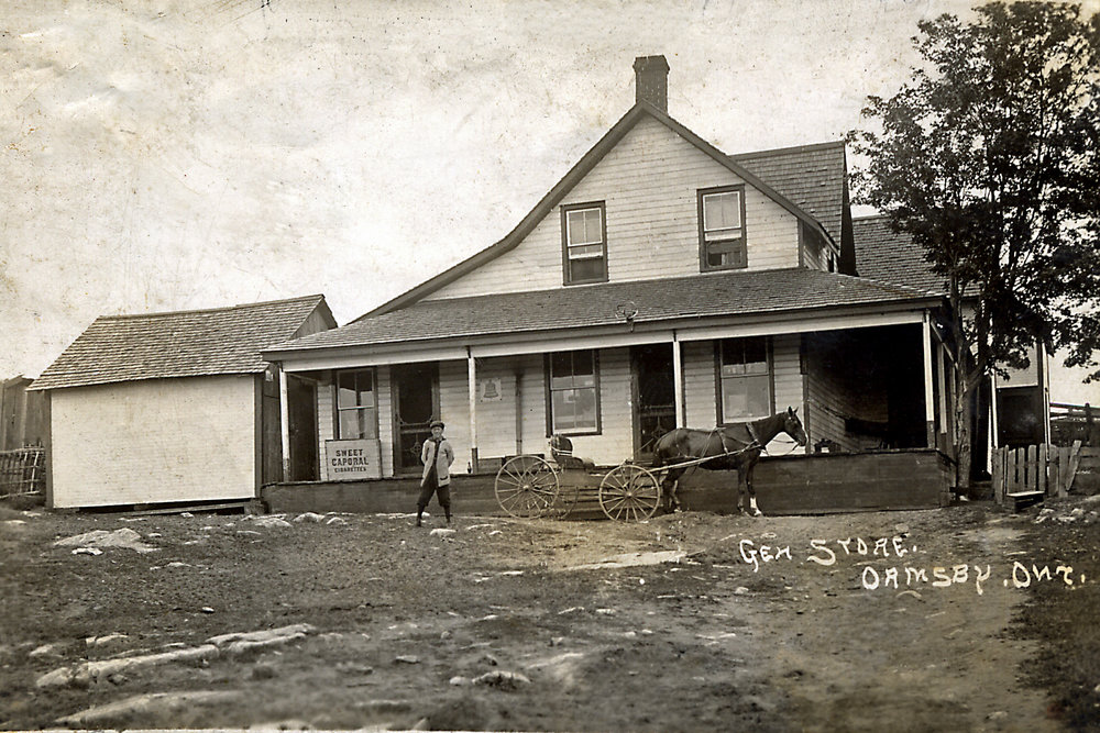 The Ormsby General Store c.1912