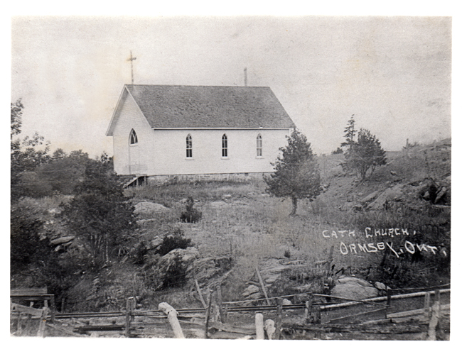 St Bernadette's Catholic Church c.1912