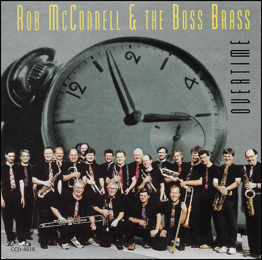 Rob McConnell & The Boss Brass