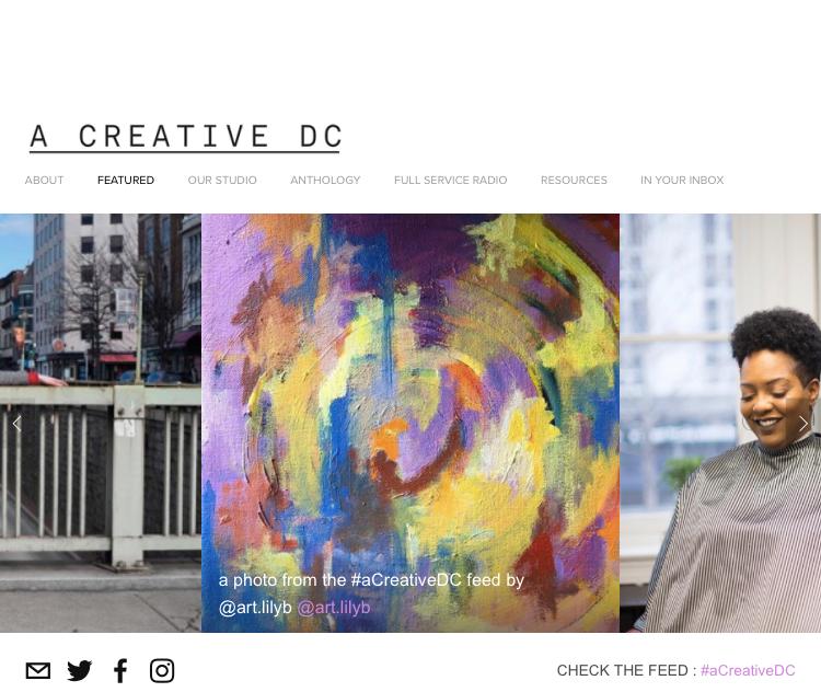 ACreativedc - March 30, 2018ACreativeDC Gallery, www.aCreativeDC.com.