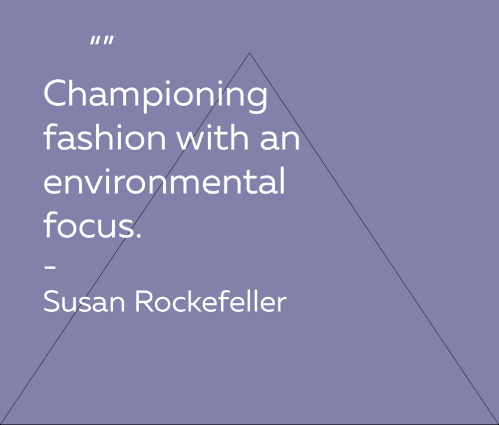 Susan Rockefeller