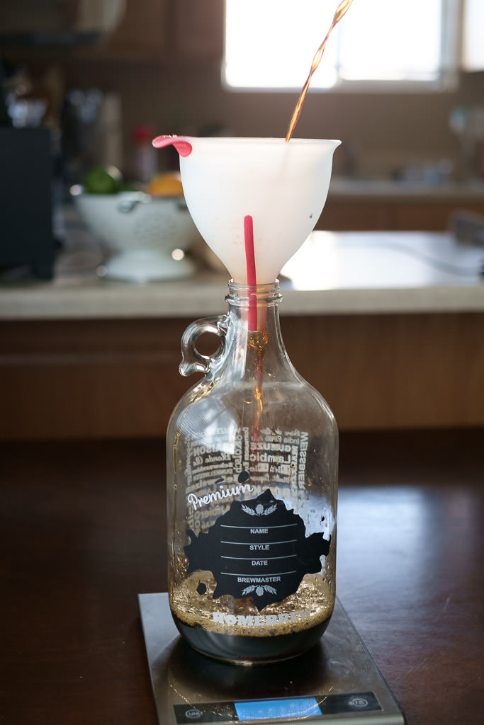 pour cold brew concentrate chemex coffee growler Handsome Wade