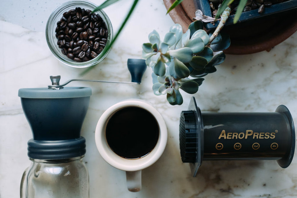 How to brew with an Aeropress, The Handsome Wade Recipe