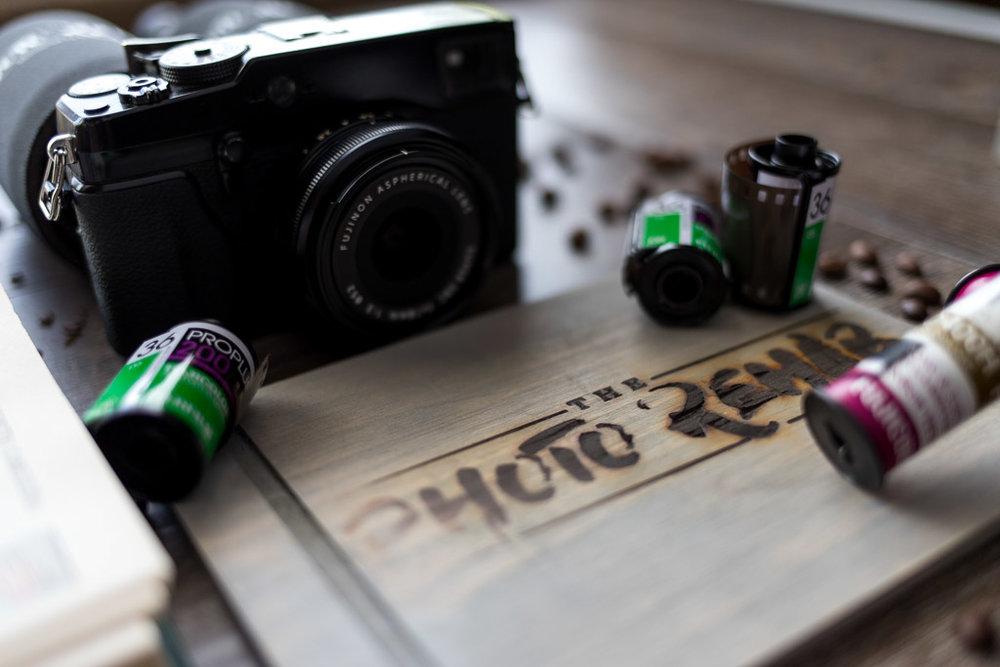 The Photo Rehab photography workshop north carolina film and camera