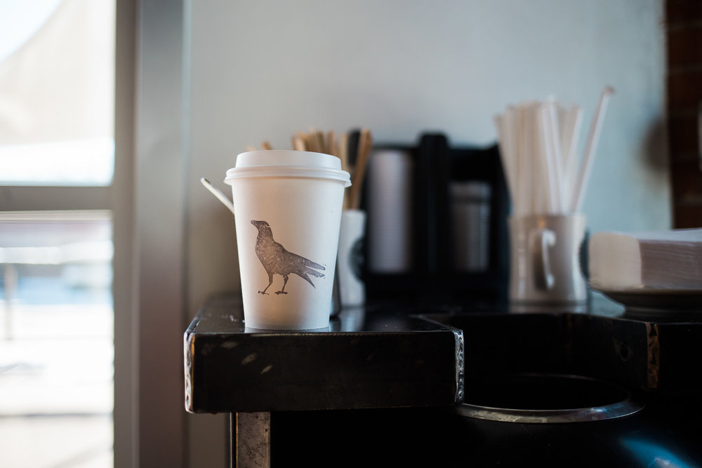 Denver specialty coffee to go cup