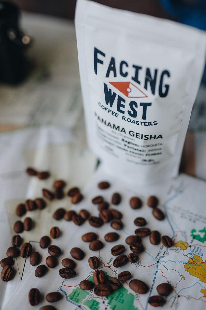 Coffee Roaster Branding by Tanner Barkin