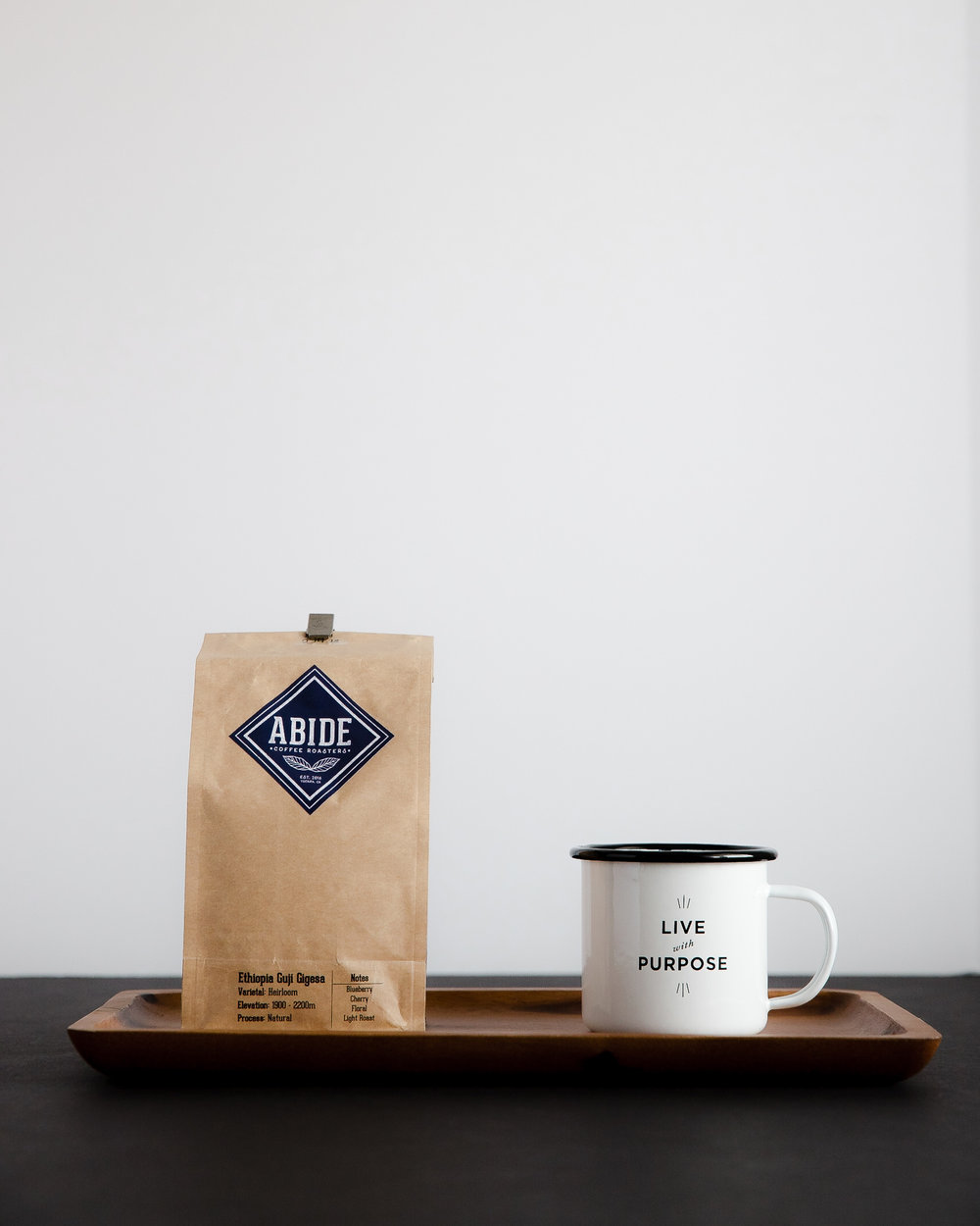Local San Bernadino Coffee Roaster Abide
