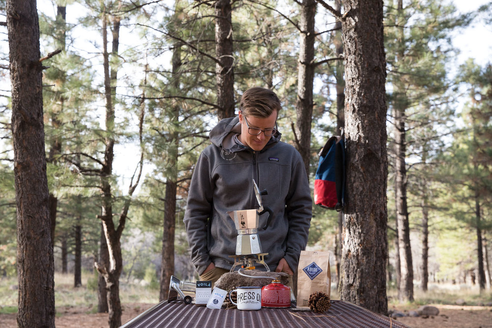 Brewing with a Moka Pot can take between 5 and 10 minutes