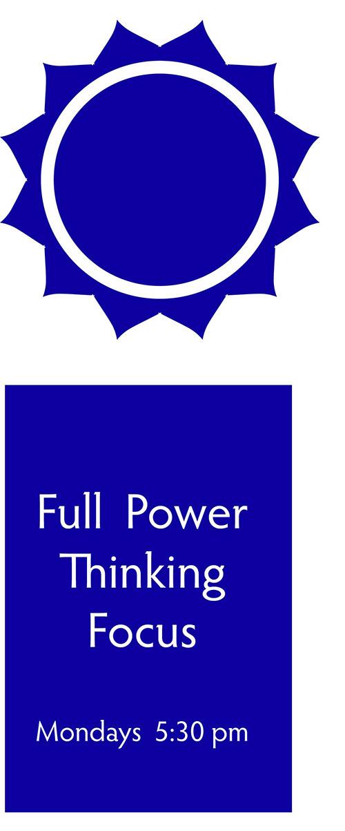 Full Power Thinking
