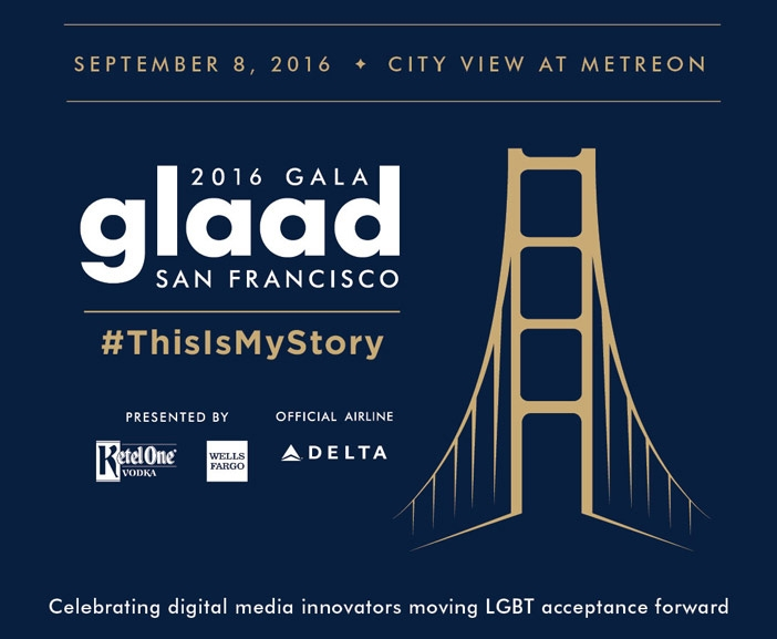 GLAAD GALA - This is My Story