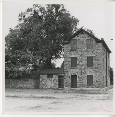 Joseph Knoble's brewery operated in Fort Smith between 1848 and his death in 1881. The structure still stands and is now home to Doe's Eat Place.