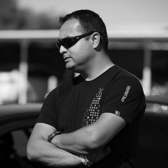 Alex Quiroz - Knapik Racing