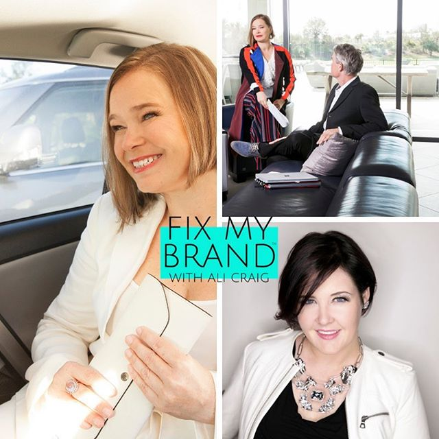 """Episode 7 Season 2 - Capturing Creativity: Fix My Brand With Ali Craig  The Top 3 Ways Entrepreneurs Sabotage Their Own Success  Being an entrepreneur isn't just a life goal, it is a reality for more and more. With 2017 seeing a recorded number of entrepreneurial style business blooming and 2018 set to surpass even those numbers- it is crucial that these entrepreneurs make it passed the 4 years """"make it or break it"""" mark.  The truth is though to get past this mark and to become a true business success, it has little to do with the logistics of the business and so much to do with the mindset of the entrepreneur. Twenty-year branding industry vet, Ali Craig believes, """"Branding is a deeply personal experience and if you want to get real about your business as well as your bottom line - you have to get real about who you are."""" On this week's episode of Apple Tv's Brandpreneur™ Network, our brands come face to face with the three sabotaging realities that stop most entrepreneurs ultimate success: (1) getting clear on their values, (2) shedding their old ways, (3) and making peace with their past.  This week the Fix My Brand With Ali Craig® team helps Dr. Megan Todd, Sylvia Becker-Hill (http://becker-hill.com), and Gina Bell (http://ginabell.co) not just break passed these top 3 sabotagers, but fully show up and embody where they and their brands are going through their personal style, photography, and videos.  With the professional team of Ali Craig (http://alicraig.com), Sandy Hapoienu (Http://http://sandyhapoienu.com), Stacey Lanoix (https://www.staceylanoix.com), Norma Molina (http://www.normalopezmolina.com), Jenni P(https://iconicliving.co )  and Marcella Cardinal (http://www.marcellacardinal.com), Cassondra Youngs (https://www.etsy.com/shop/CassondraYoungs ) and Laura Kingz these brands didn't just overcome their mental blocks, they embody their unique brand messages to create one of a kind visuals to attract their audiences and make bank. https://www.facebook.com/"""