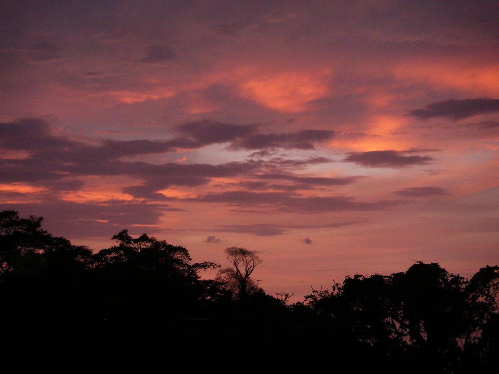 Red Frog Sunset.JPG