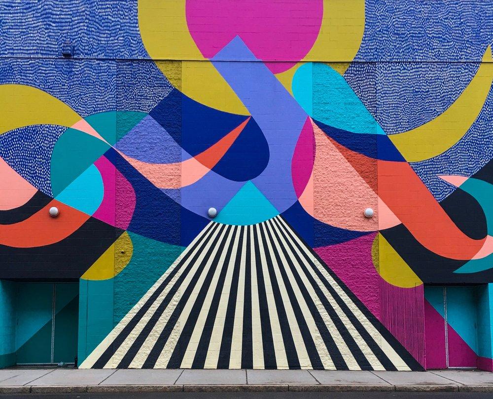 Buffalo Wall Murals