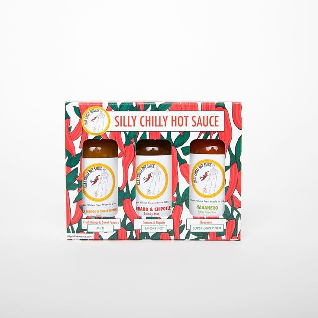Looking for the perfect holiday gift? Come check us out at columbus circle holiday market, right at the entrance to central-park. Booth number 33.  www.sillychillyhotsauce.com