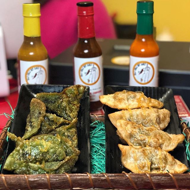 Thanks Courtney from @foodofmanhattan  for visiting and the love for our @sillychillydumplings 🎈 @Regrann from @foodofmanhattan - Silly Chilly Dumplings 🥟  @sillychillydumplings . . . #foodofmanhattan . . . #palateconnect #sillychillyhotsauce #sillychillydumplings #eatingfortheinsta #foodblogger #buzzfeedtasty #foodienyc #tasty #dumplings #dumplingsfordays #eats #eeeeeats #nyceats #type2creative #foodphotography #foodporn #newyorkcity #forkyeah #foodgasm #nycfood #nycrestaurants #nycfoodblogger #columbuscircleholidaymarket #foodbloggers
