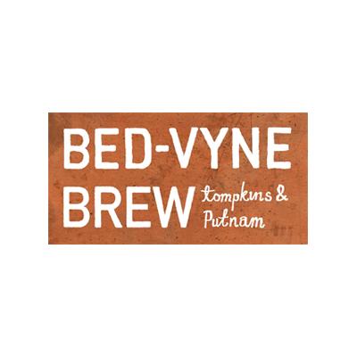 Bed-Vyne Brew  Bottles of Wine