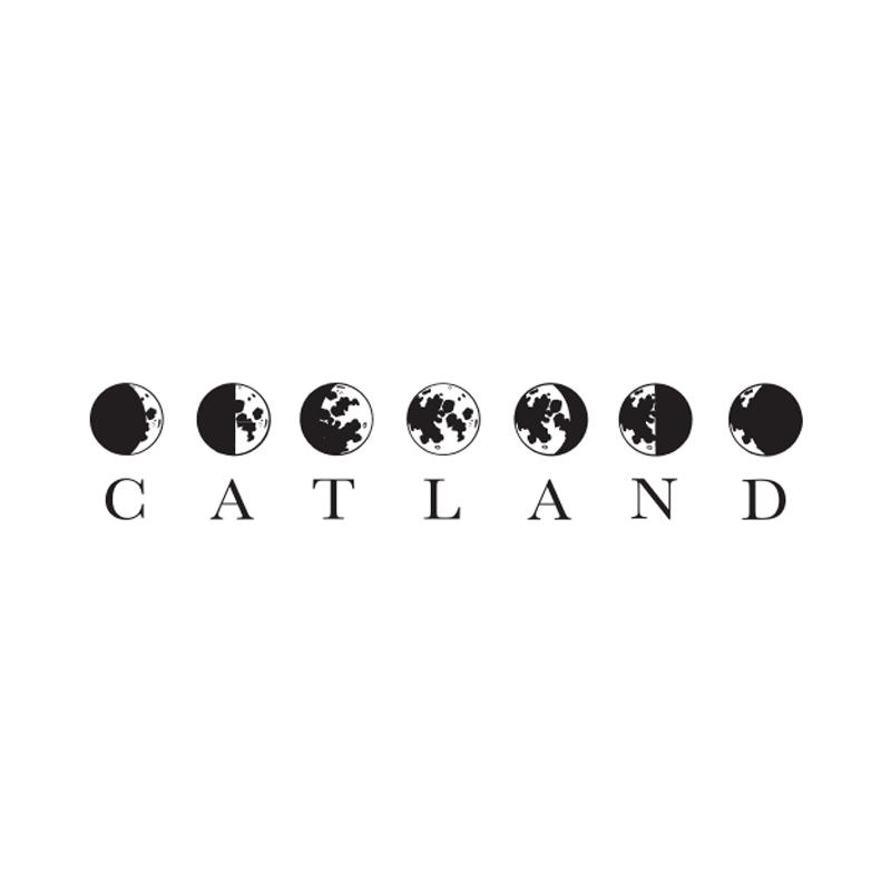 Catland  Tarot Deck + Crystal Set