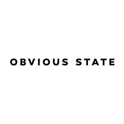 Obvious State  Gift package worth $68 including a tote +print + postcard set and bookmark set featuring latest work