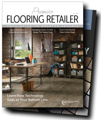 Premier Flooring Retailer Magazine