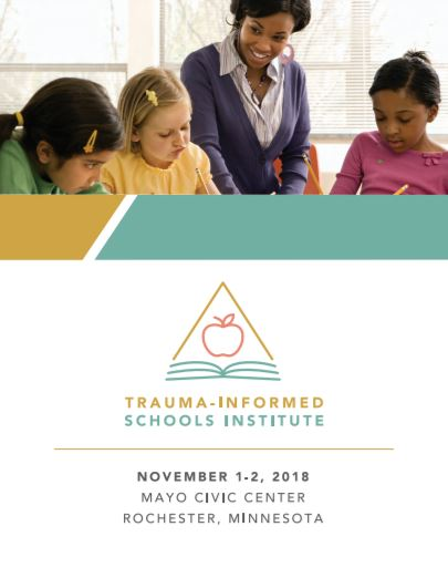 TRauma-informed schools institute full program available here….